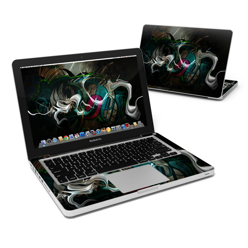 Graffstract MacBook Pro 13-inch Skin