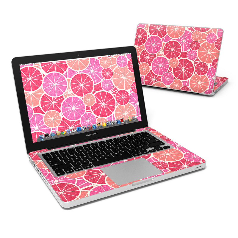 Grapefruit MacBook Pro 13-inch Skin