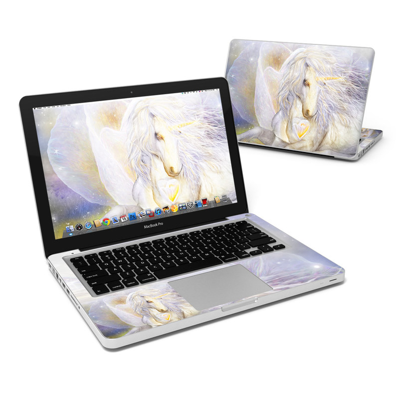 Heart Of Unicorn MacBook Pro 13-inch Skin