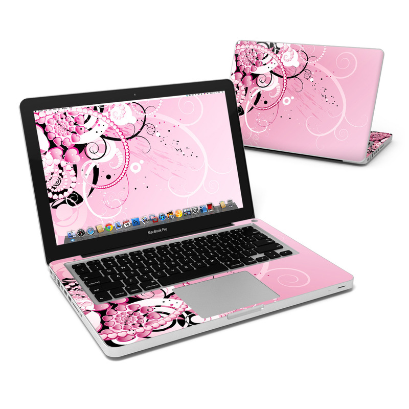 Her Abstraction MacBook Pro 13-inch Skin