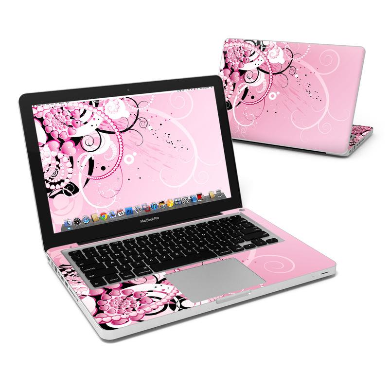 Macbook Pro Keyboard Skin Her Abstraction MacBoo...