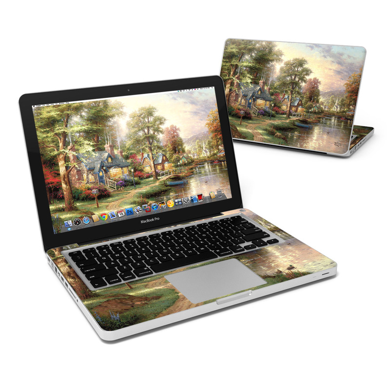 Hometown Lake MacBook Pro 13-inch Skin