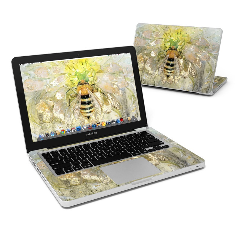 Honey Bee MacBook Pro 13-inch Skin
