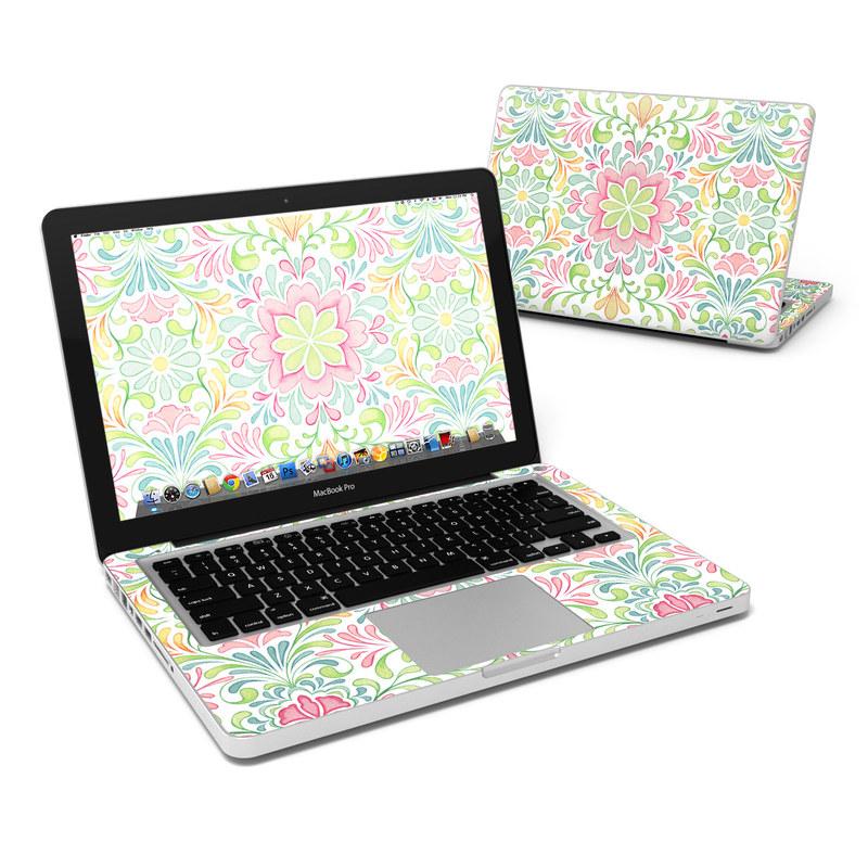 Honeysuckle MacBook Pro 13-inch Skin