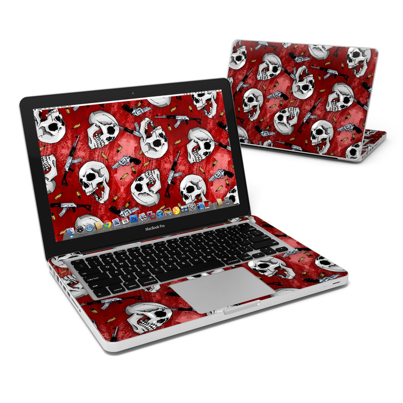 Issues MacBook Pro 13-inch Skin