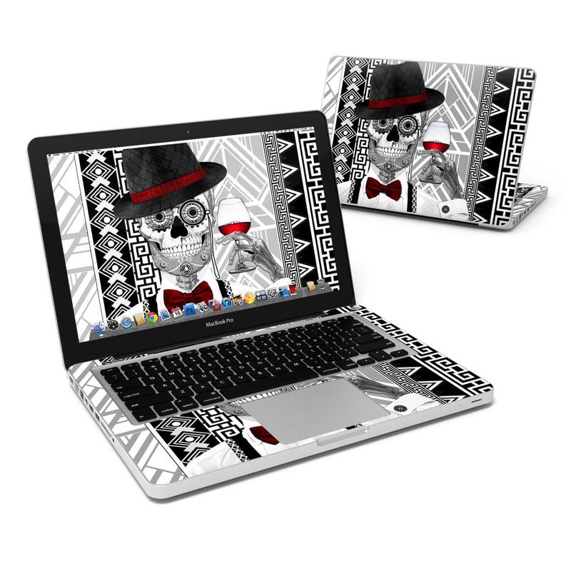 Mr JD Vanderbone MacBook Pro 13-inch Skin
