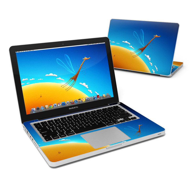 Learn to Fly MacBook Pro 13-inch Skin