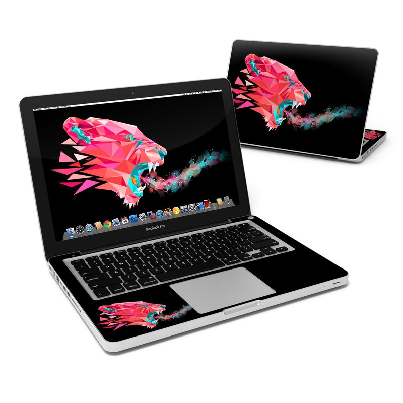 Lions Hate Kale MacBook Pro 13-inch Skin