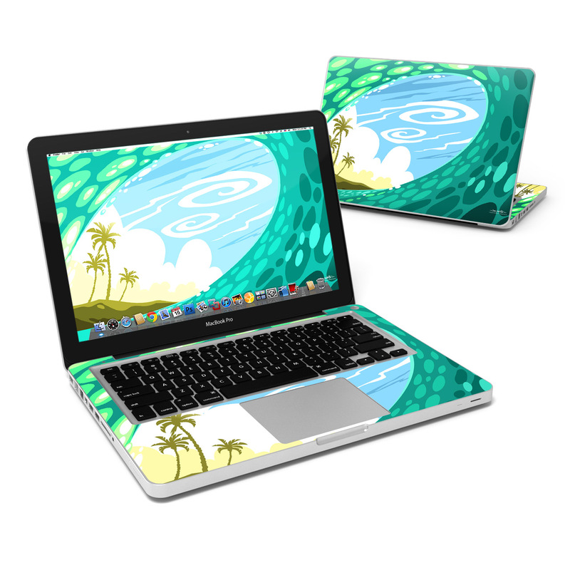Lunch Break MacBook Pro 13-inch Skin