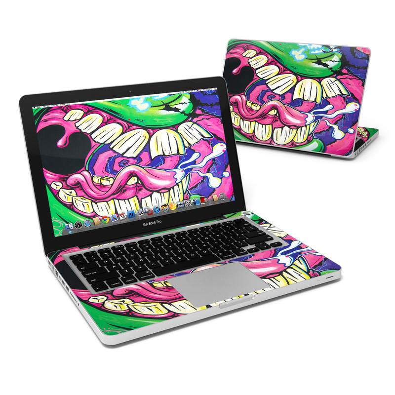 Mean Green MacBook Pro 13-inch Skin