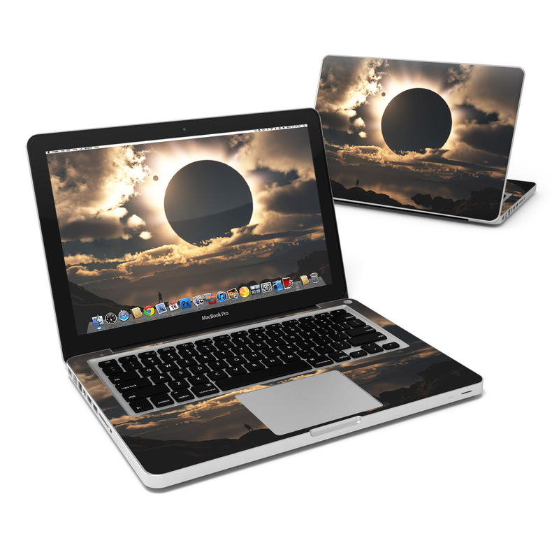 Moon Shadow MacBook Pro Pre 2012 13-inch Skin
