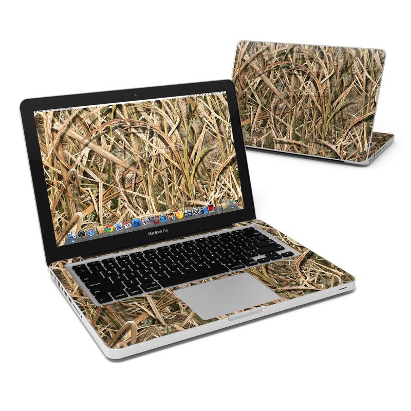 Shadow Grass Blades MacBook Pro 13-inch Skin