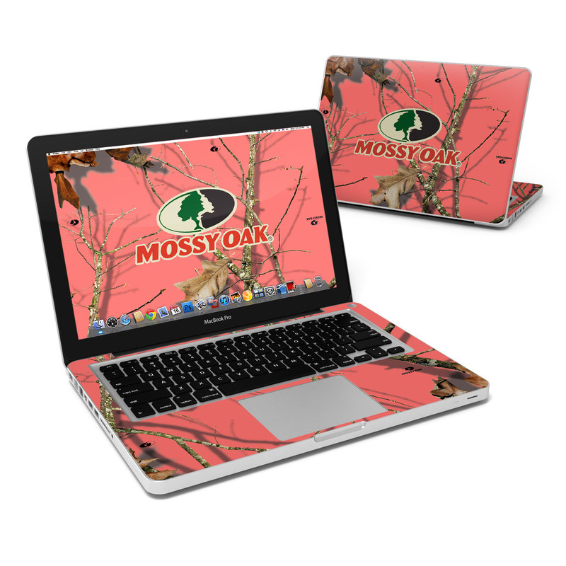 Break-Up Lifestyles Salmon MacBook Pro 13-inch Skin