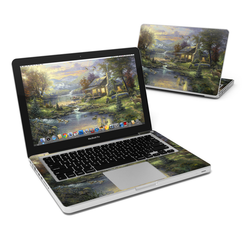 Natures Paradise MacBook Pro 13-inch Skin