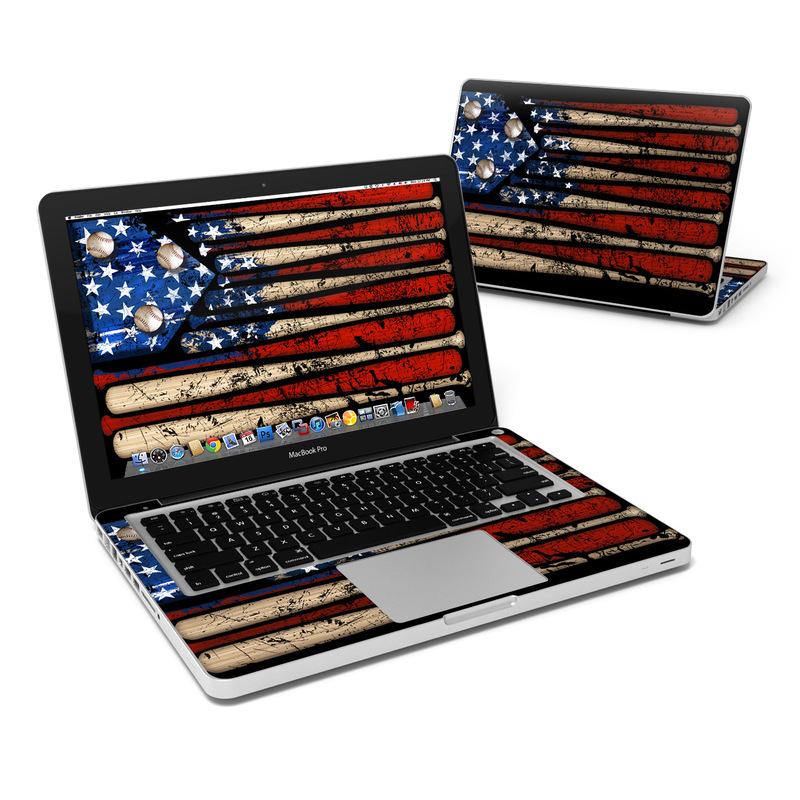 Old Glory MacBook Pro 13-inch Skin