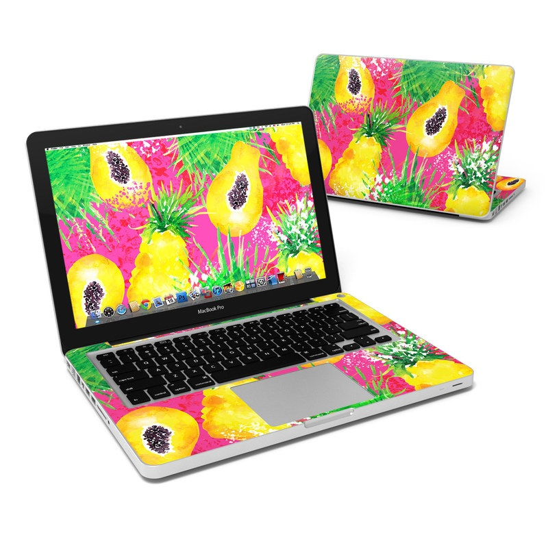 Passion Fruit MacBook Pro 13-inch Skin