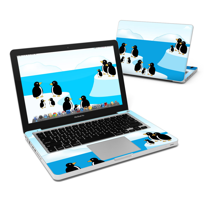 Penguins MacBook Pro 13-inch Skin