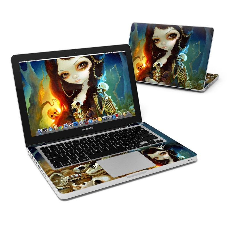 Princess of Bones MacBook Pro 13-inch Skin