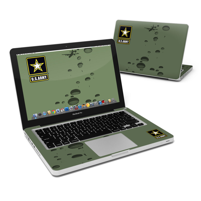 Pull The Lanyard MacBook Pro 13-inch Skin