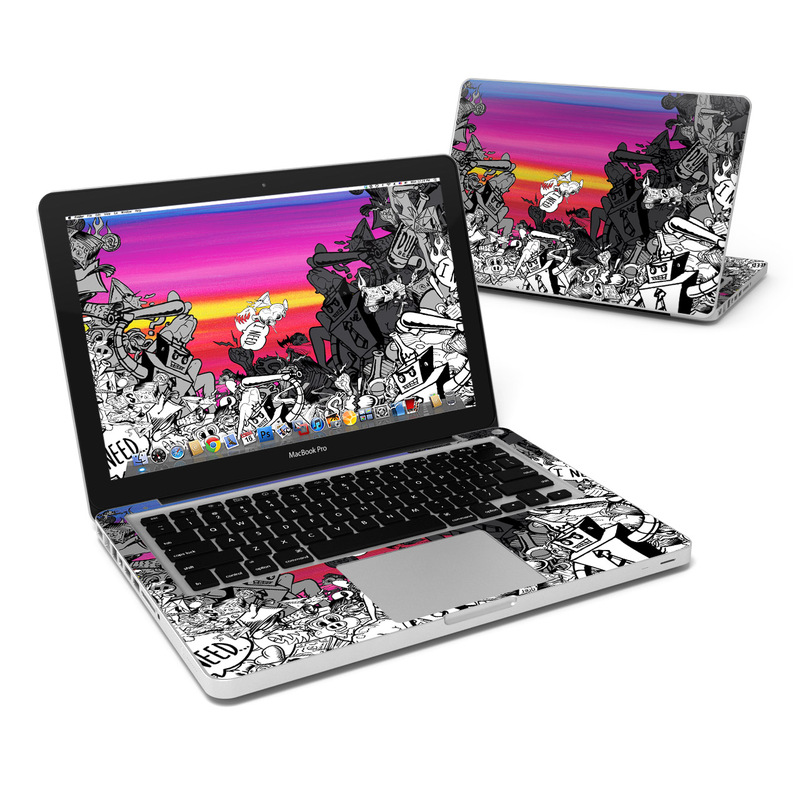 Robo Fight MacBook Pro 13-inch Skin