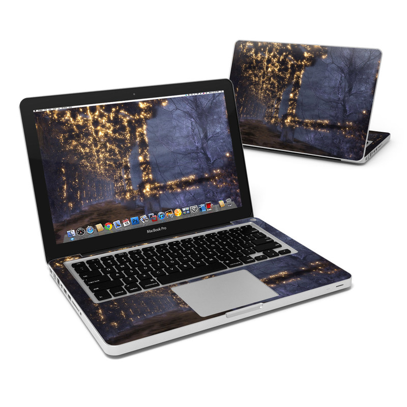 Shaded Path MacBook Pro 13-inch Skin