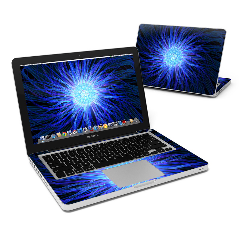 Something Blue MacBook Pro Pre 2012 13-inch Skin