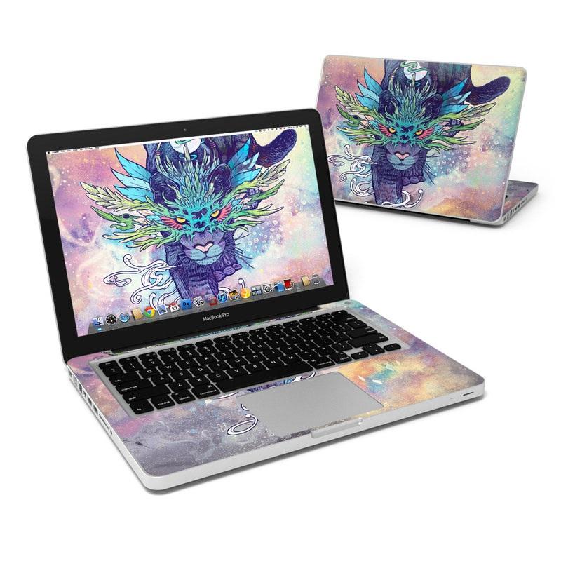 Spectral Cat MacBook Pro Pre 2012 13-inch Skin