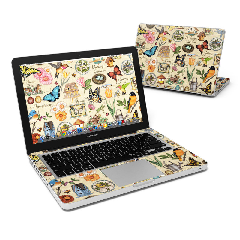 Spring All MacBook Pro 13-inch Skin