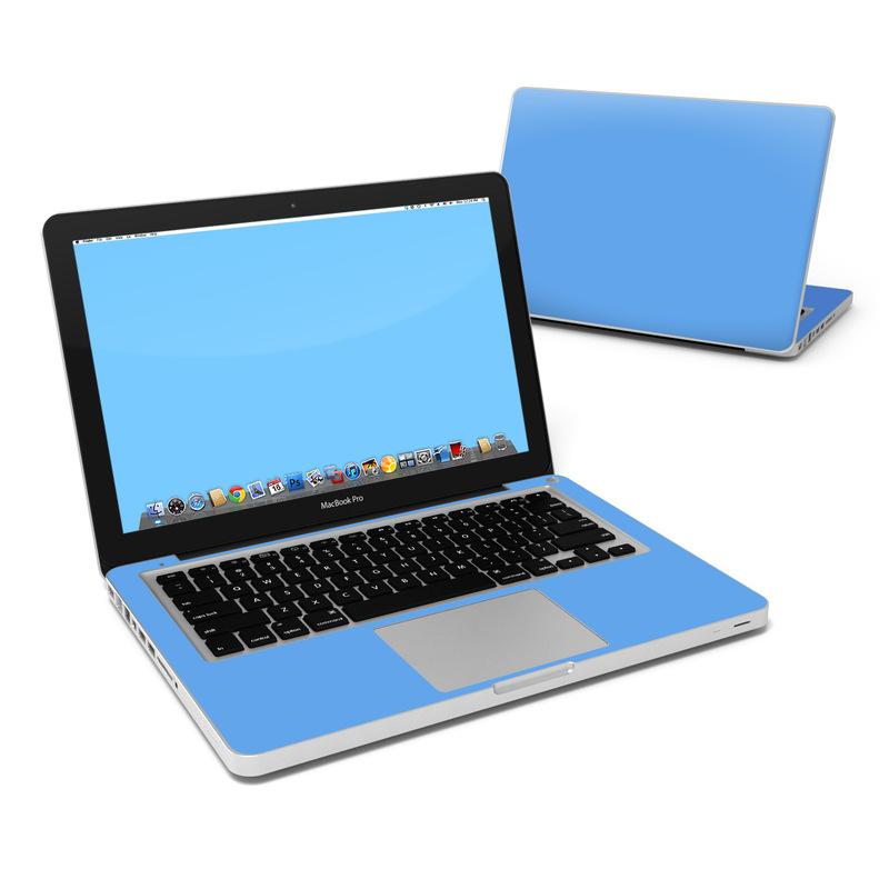 Solid State Blue MacBook Pro Pre 2012 13-inch Skin