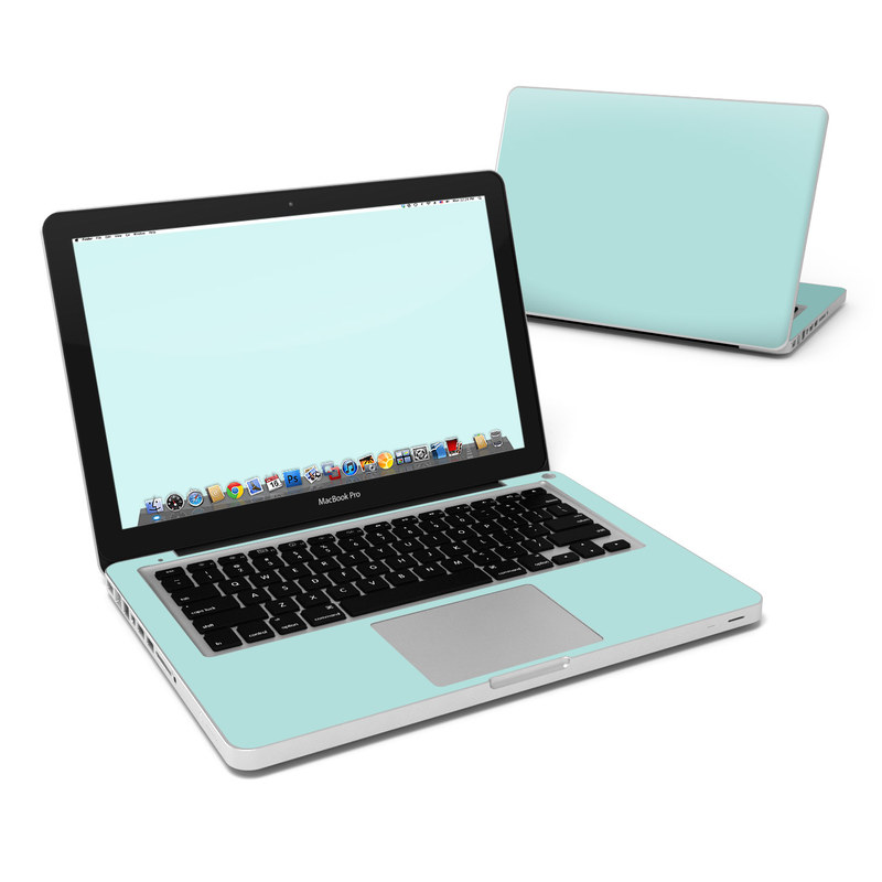 Solid State Mint MacBook Pro 13-inch Skin