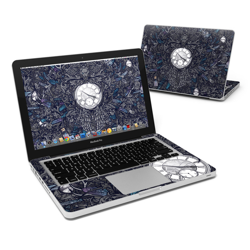 Time Travel MacBook Pro 13-inch Skin