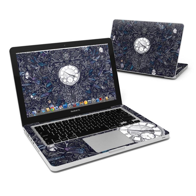 Time Travel MacBook Pro 13-inch Skin