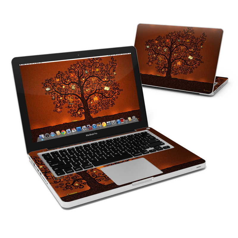Tree Of Books MacBook Pro Pre 2012 13-inch Skin
