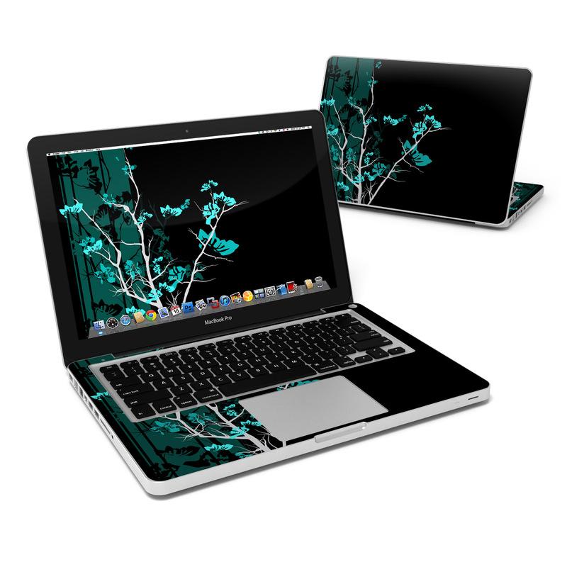 Aqua Tranquility MacBook Pro Pre 2012 13-inch Skin
