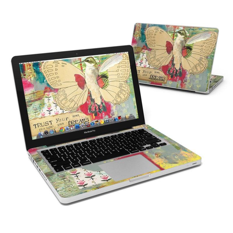 Trust Your Dreams MacBook Pro 13-inch Skin