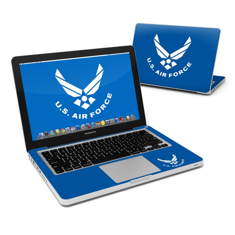 USAF Blue MacBook Pro 13-inch Skin