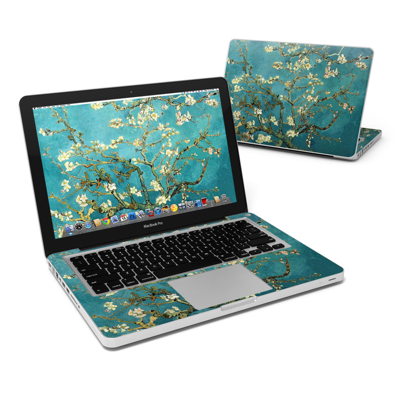 Blossoming Almond Tree MacBook Pro 13-inch Skin