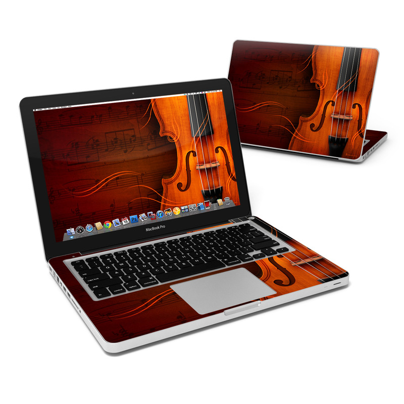 Violin MacBook Pro 13-inch Skin
