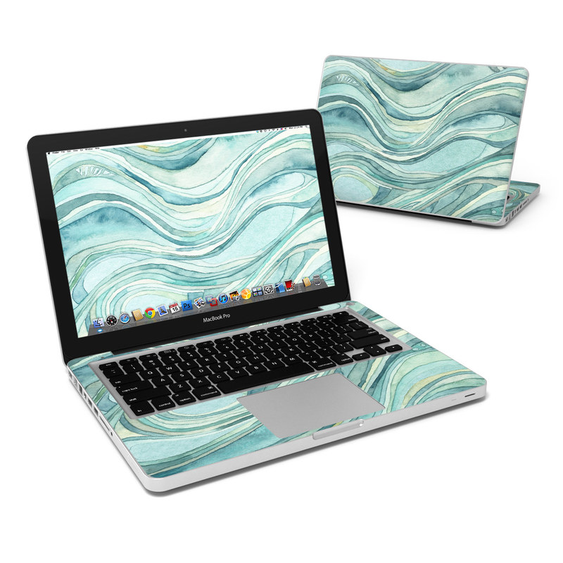 Waves MacBook Pro 13-inch Skin