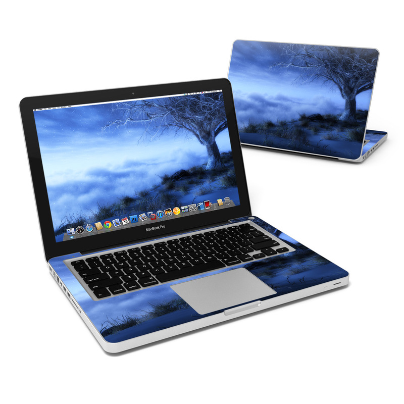 World's Edge Winter MacBook Pro 13-inch Skin