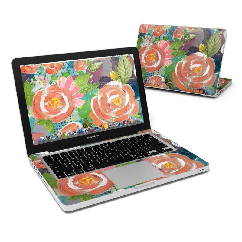 Wild and Free MacBook Pro 13-inch Skin