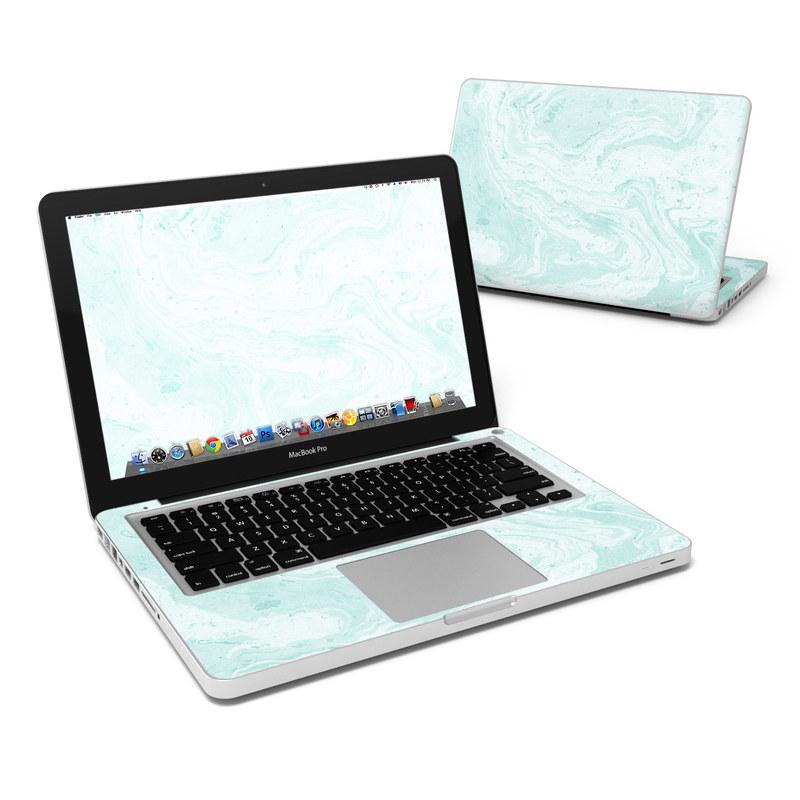 Winter Green Marble MacBook Pro 13-inch Skin