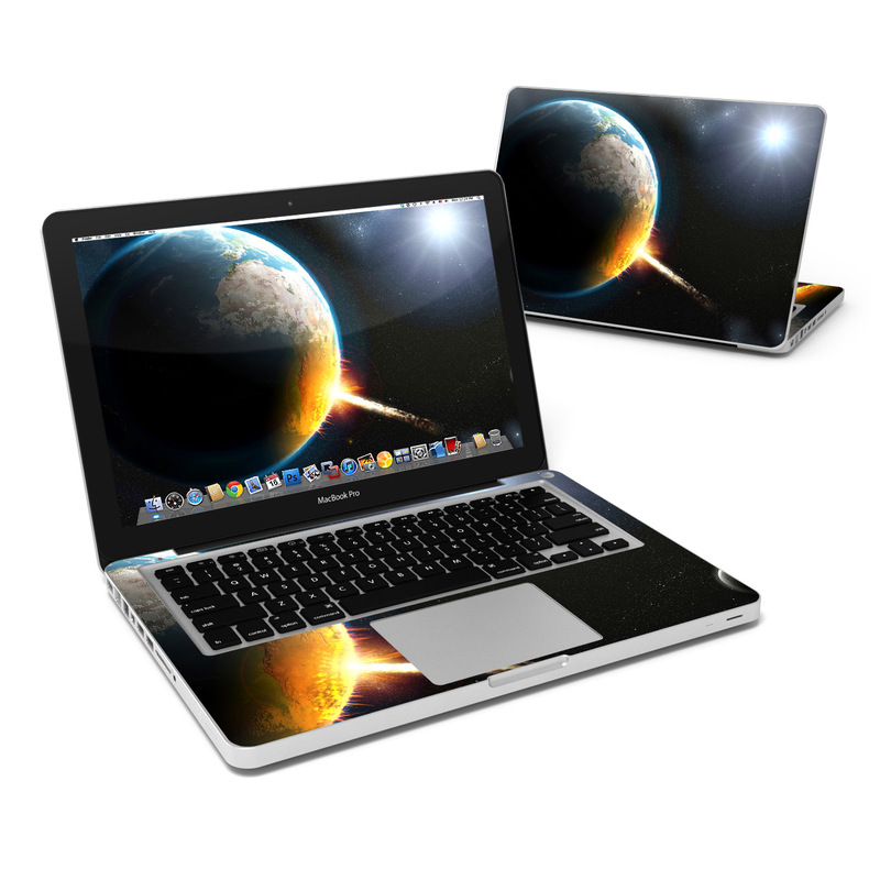 World Killer MacBook Pro 13-inch Skin