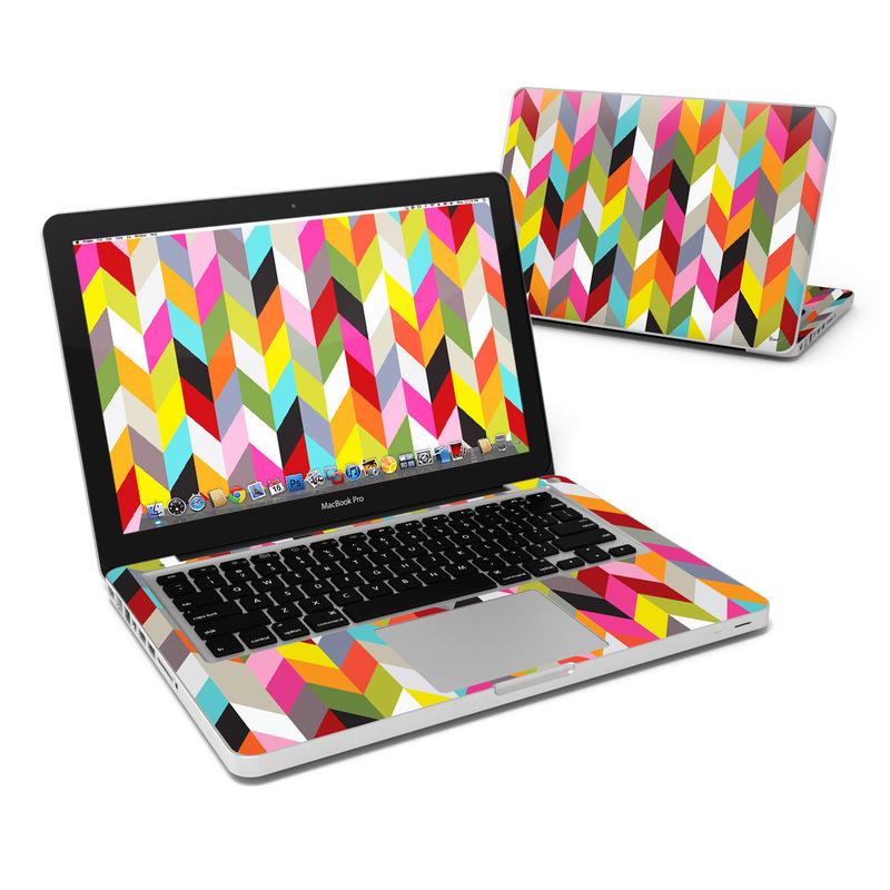 Ziggy Condensed MacBook Pro 13-inch Skin