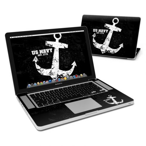 Anchor MacBook Pro 15-inch Skin