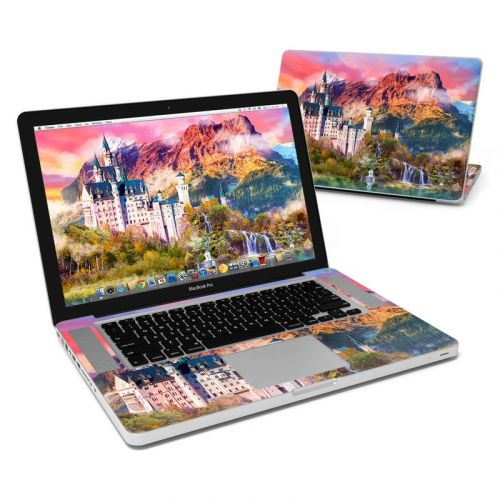 Castle Majesty MacBook Pro Pre 2012 15-inch Skin