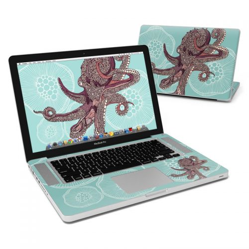 Octopus Bloom MacBook Pro Pre 2012 15-inch Skin