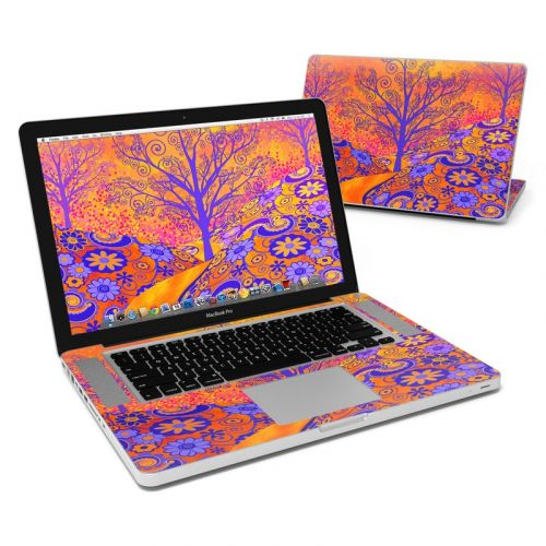 Sunset Park MacBook Pro 15-inch Skin