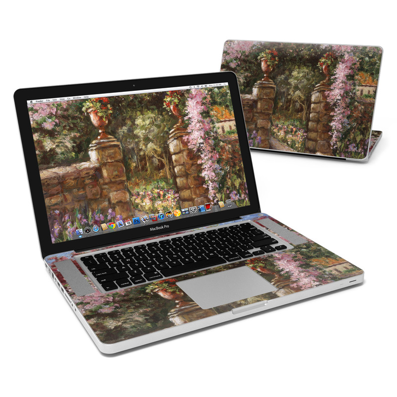 Gate At Alta Villa MacBook Pro Pre 2012 15-inch Skin