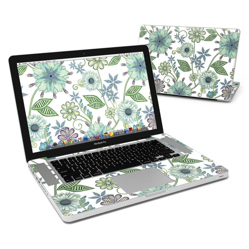 Antique Nouveau MacBook Pro 15-inch Skin